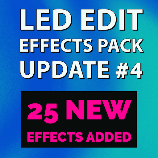 New Update 25 NEW SWF Animations Added! GET YOUR LEDEDIT EFFECTS PACK NOW!